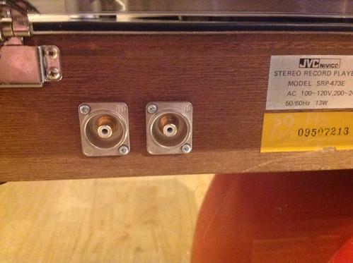 Neutrik connectors RCA.