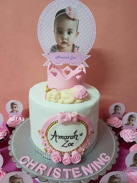 Cake by Elaine Malabuyoc