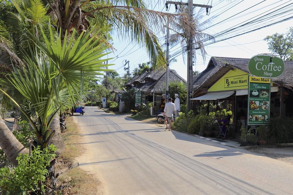 Koh Yao Noi ja Cape Kudu