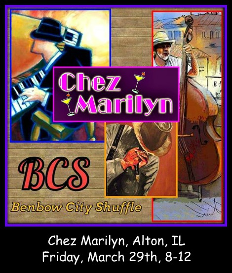 Benbow City Shuffle 3-29-19