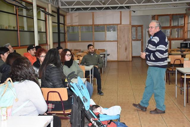 Reencuentro ex alumnos Banda de Guerra