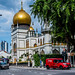 2019 - Singapore - Sultan Mosque