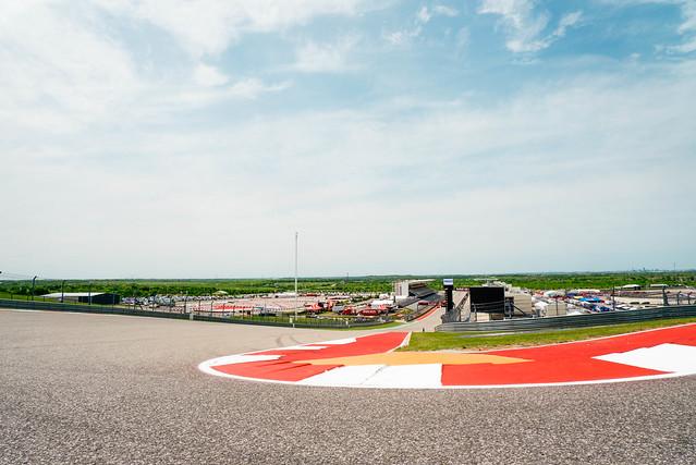 COTA circuit 2019