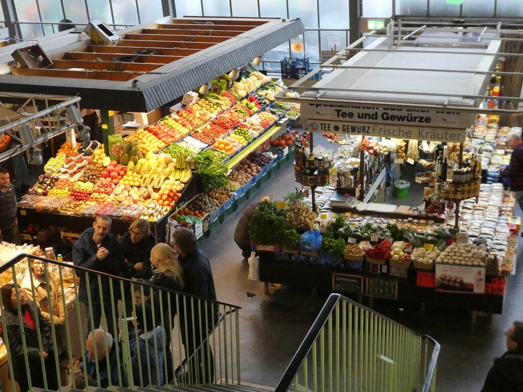 Central Market Hall (Kleinmarkthalle), Frankfurt