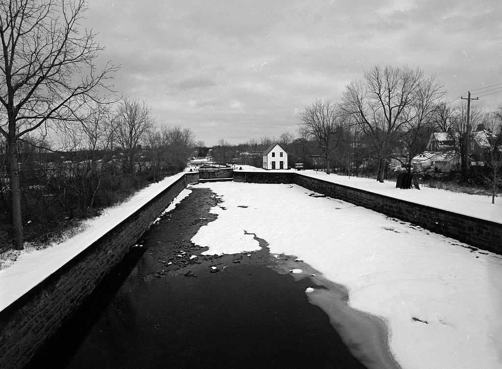 Project:1867 - The Rideau Canal - Merrickville Locks