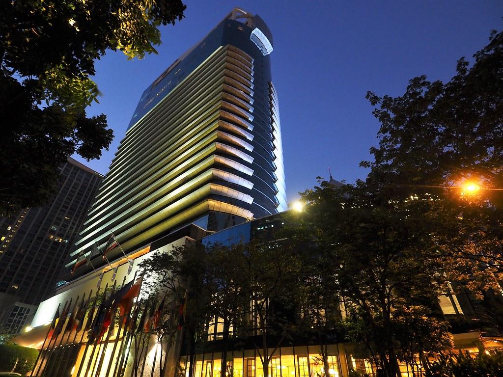 曼谷THE ATHENEE HOTEL (1)