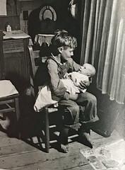 Farm Children, 1940