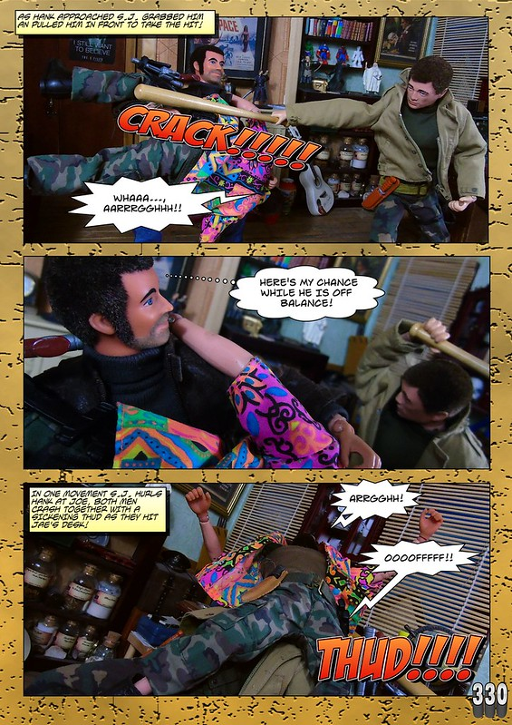 BAM2272 Presents - An Old Face Returns! Chapter Twenty One - Betrayal 40062468833_48db190a9f_c