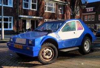 Volkswagen Franke Buggy 75