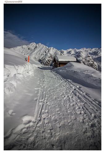 Cabane Brunet - Valais - Suisse
