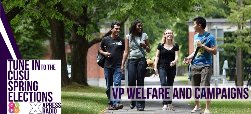 VP WELFARE AND CAMPAIGNS