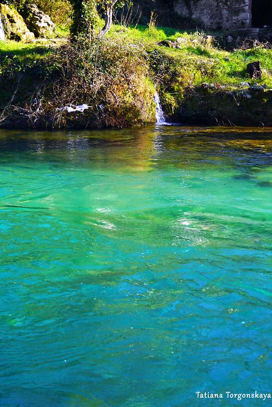 Яркие воды Брегавы