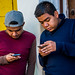 2018 - Mexico - Puebla - Texting por Ted's photos - For Me & You