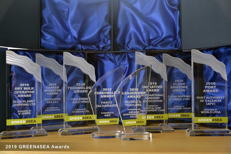 2019 GREEN4SEA Awards