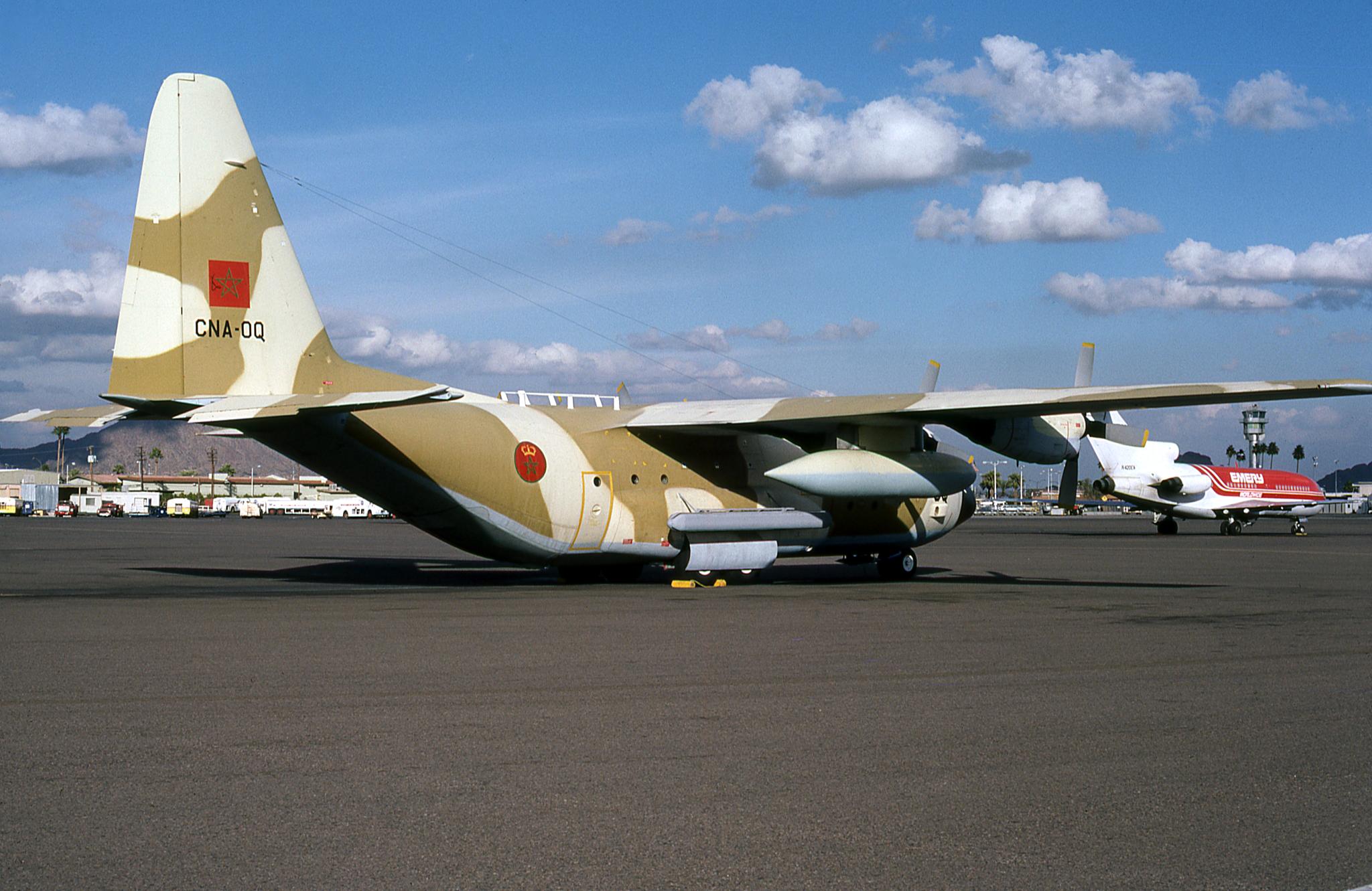 RC-130H SLAR 40431614903_4bdb933ba6_o
