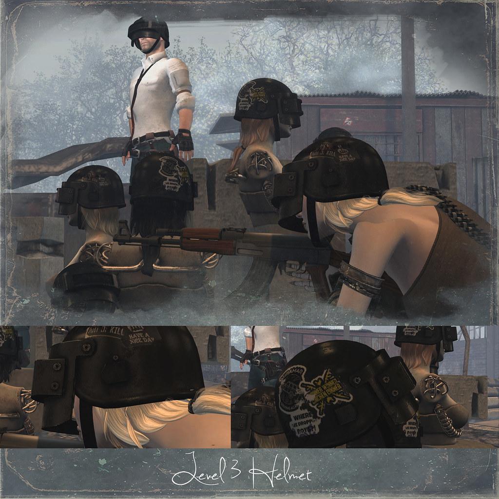 Level 3 Helmet – Groupgift