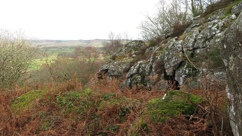 Manaton Rocks