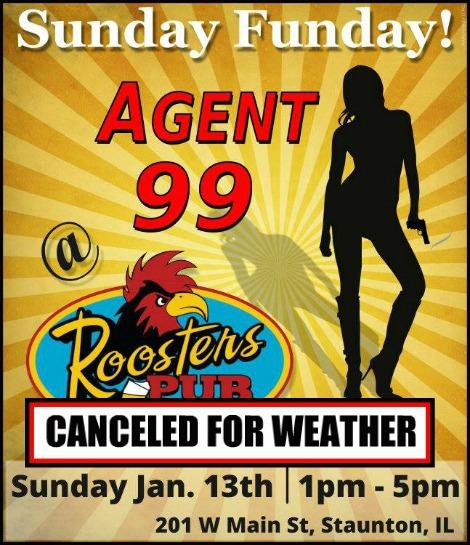 Agent 99 1-13-19