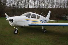 G-LFSI Piper PA-28-140 [28-26850] Popham 010119