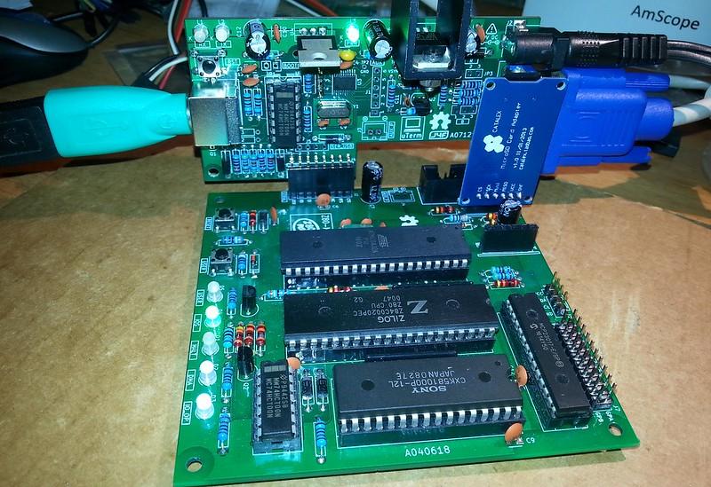 RetroBrew Computers Forum: General Discussion » New board: Z80-MBC2