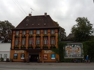 Beergarden in Denmark