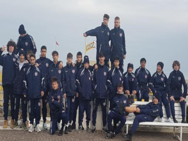 U15, la Virtus Verona sbanca San Marino