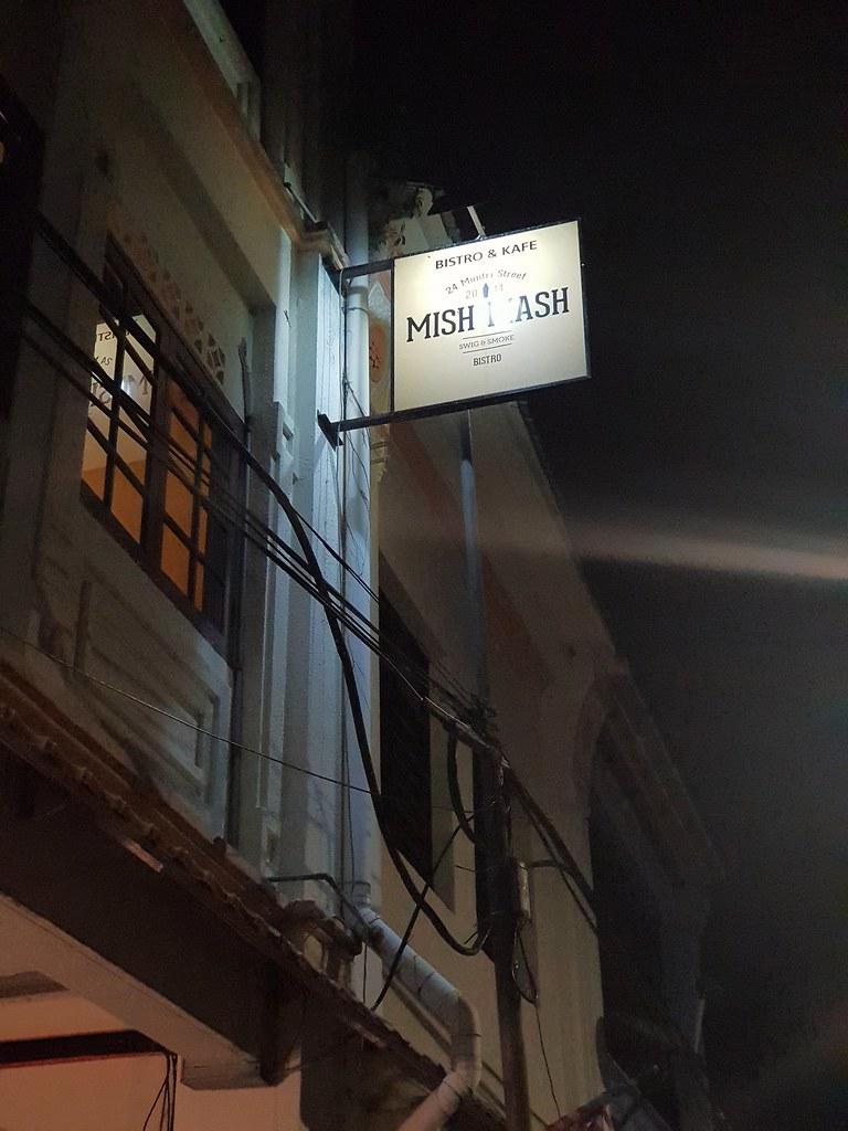 @ Mish Mash at Muntri St, Penang