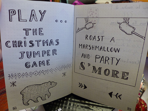 play the chrismas jumper game