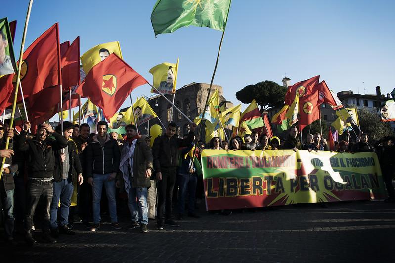 Libertà per Ocalan!