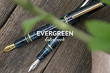 虚荣心_Esterbrook_Evergreen