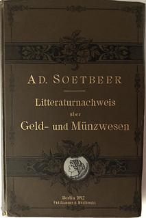 Literaturnachweis über Geld-und-Münzwesen cover