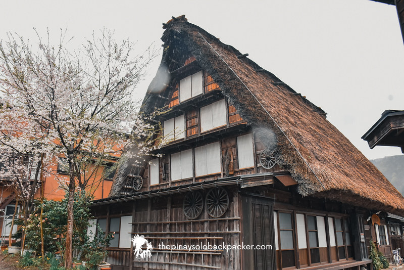 shirakawago Gassho house