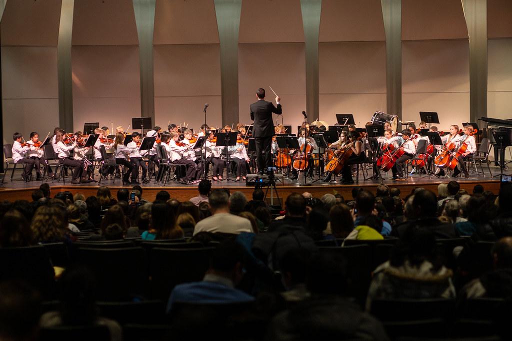 3rd grade orchestra