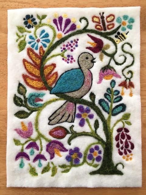 Songbird Tapestry