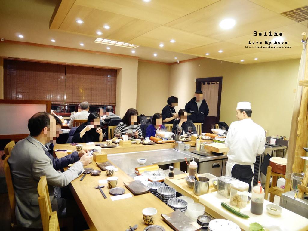 台北大安區敦化南路好吃日本料理海鮮和牛火鍋利休 (2)