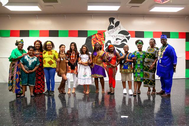 Black History Presentation