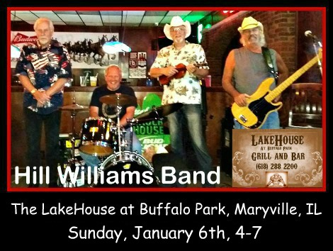 Hill Williams Band 1-6-19