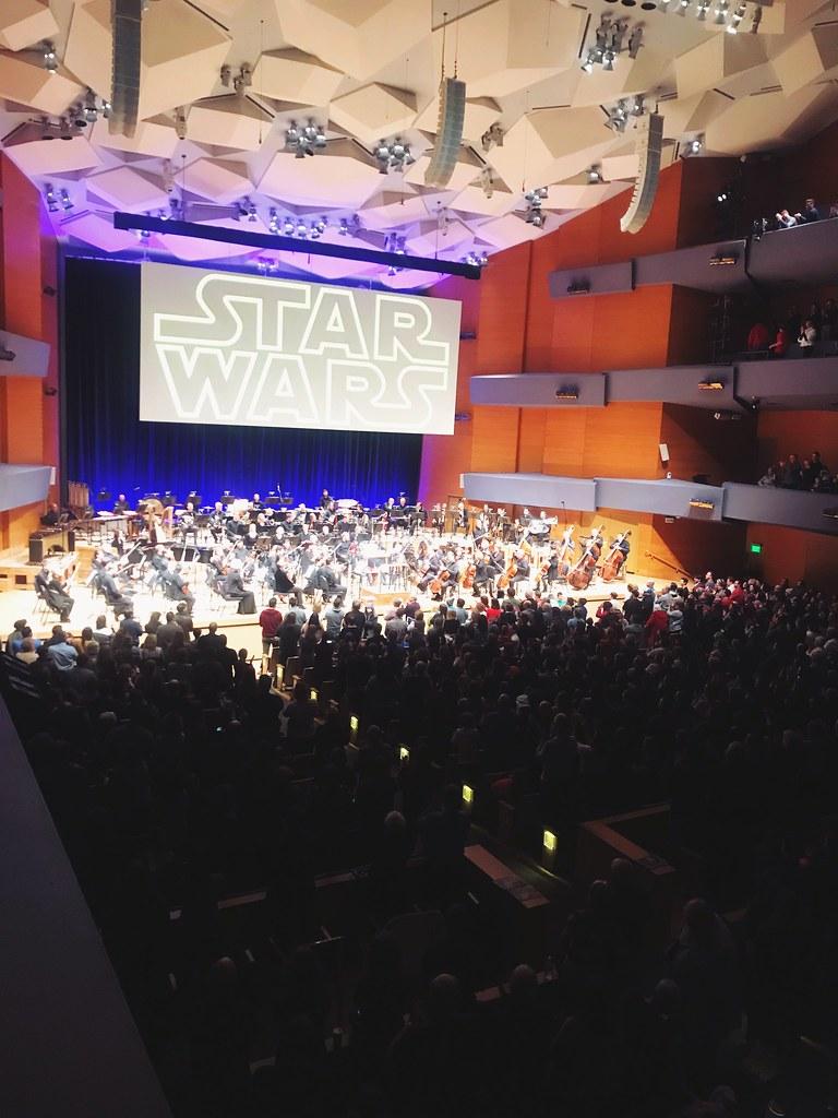Star Wars at Orchestra Hall