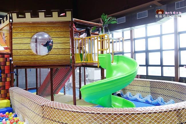 奇麗灣珍奶文化館 宜蘭親子景點 觀光工廠 燈泡珍珠奶茶 DIY 綠建築 (13)