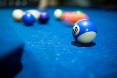 Focused pool 10 ball