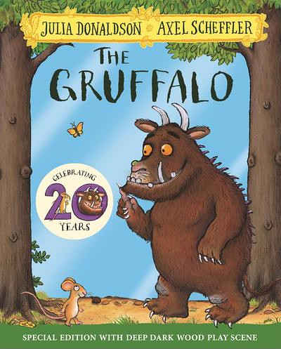 Julia Donaldson and Axel Scheffler, The Gruffalo