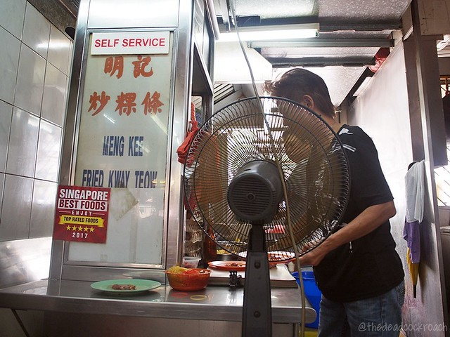 food review,food,review,singapore,fried kway teow,char kway teow,meng kee fried kway teow,meng kee,明記炒粿條, havelock road, havelock road cooked food centre