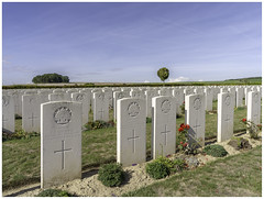 Tincourt New British Cemetery, Tincourt-Boucly, France