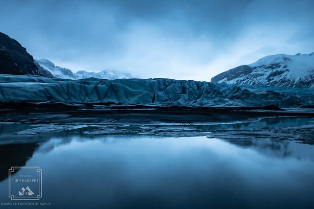 Moody Glacier, Canon EOS REBEL T6S, Sigma 10-20mm f/3.5 EX DC HSM