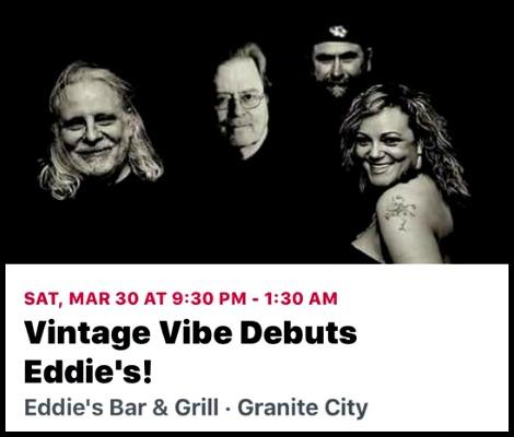 Vintage Vibe 3-30-19