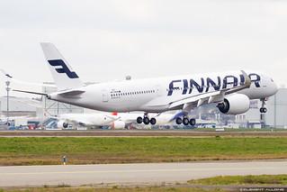 Finnair Airbus A350-941 cn 273 F-WZNE // OH-LWN