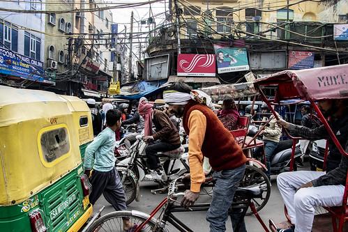 Street, Chandni Chowk
