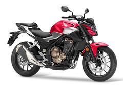 Honda CB 500 F 2019 - 8