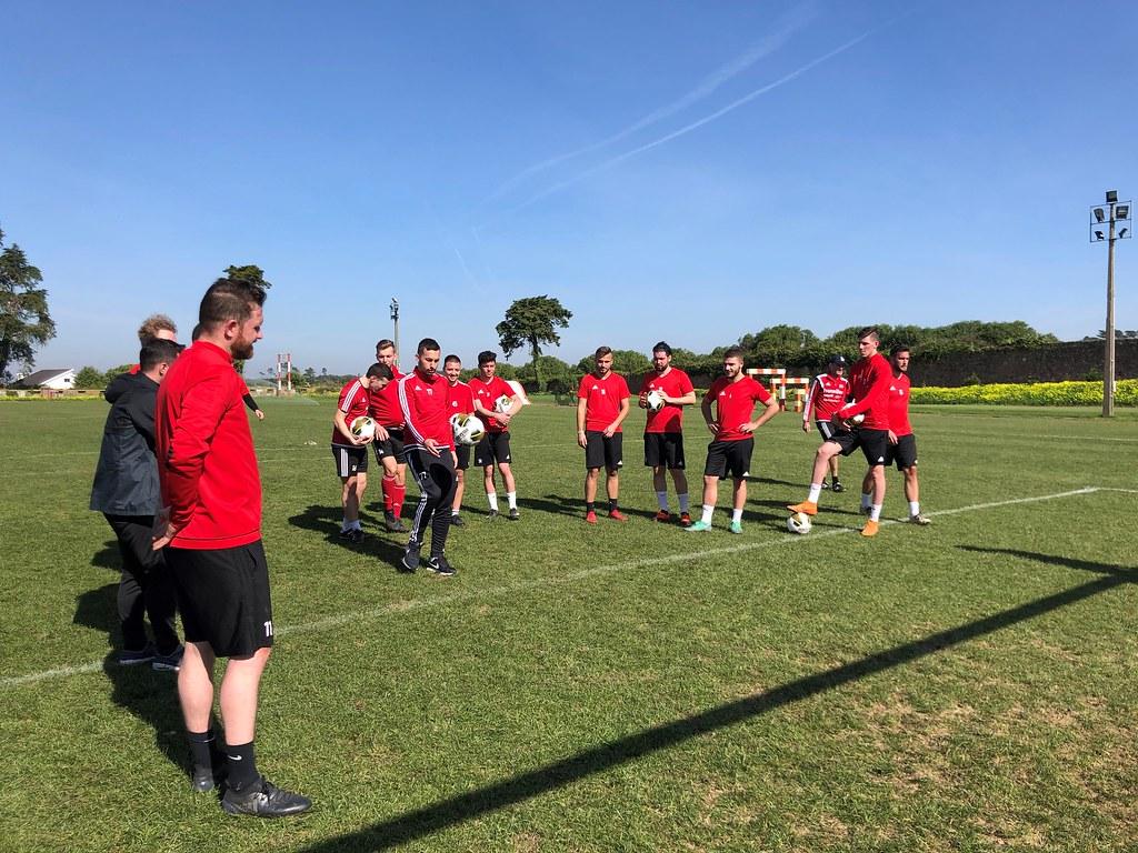 Trainingslager Herren 1 in Lissabon 2019