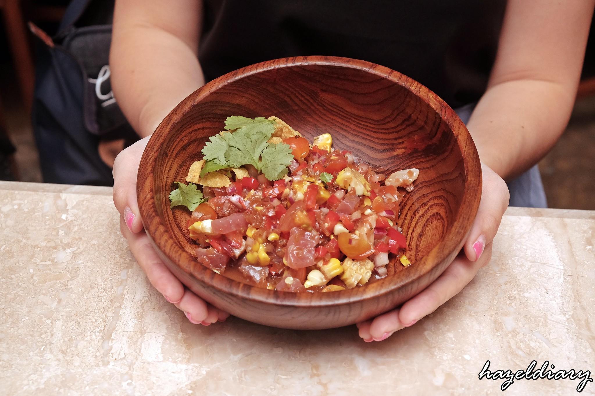 Kilo Kitchen Duxton Road-Seafood Ceviche